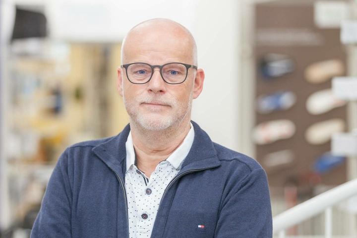 Geschäftsführer Norbert Will