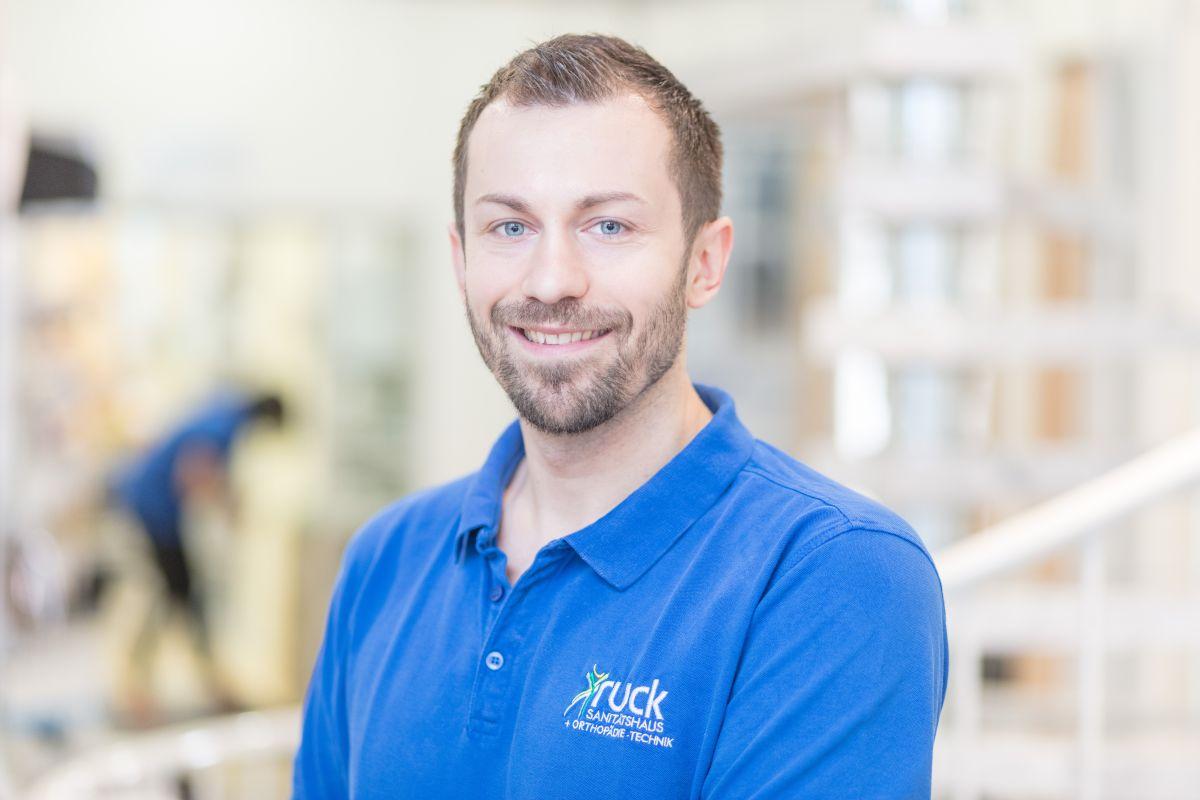 Orthopädietechnikermeister Oliver Krause