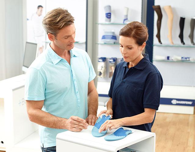 Sanitätshaus Ruck GmbH - Produkte Sanitätshaus Bild 1